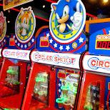 Sonic's circles shoot in Odaiba, Tokyo, Japan