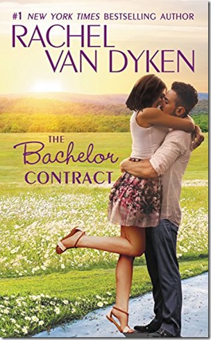 Review: The Bachelor Contract (The Bachelors of Arizona #3) by Rachel Van Dyken | About That Story