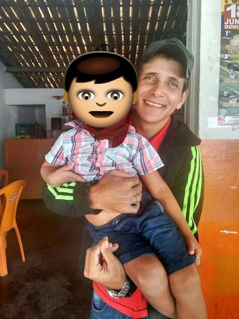 Jovem desaparecido no povoado sítios novos município de poço redondo Sergipe.