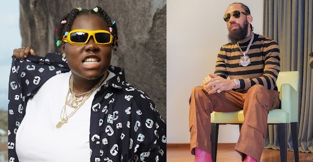 Just Marry Me Igwe - Teni Begs Phyno, Fans Reacts