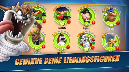 Looney Tunes™ Die Irre Schlacht - Action RPG Screenshot