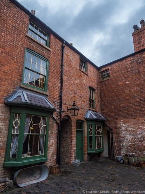 Birmingham Back to Backs National Trust