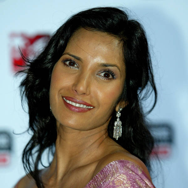 Padma Lakshmi: Indian born American model and actress Padma Lakshmi created a flutter in the world of entertainment and literature when she married novelist Salman Rushdie in 2004. The couple divorced in 2007. Padma Lakshmi and Adam Dell are the parents of Krishna Thea Lakshmi. Padma has also  Theodore 'Teddy' Forstmann.