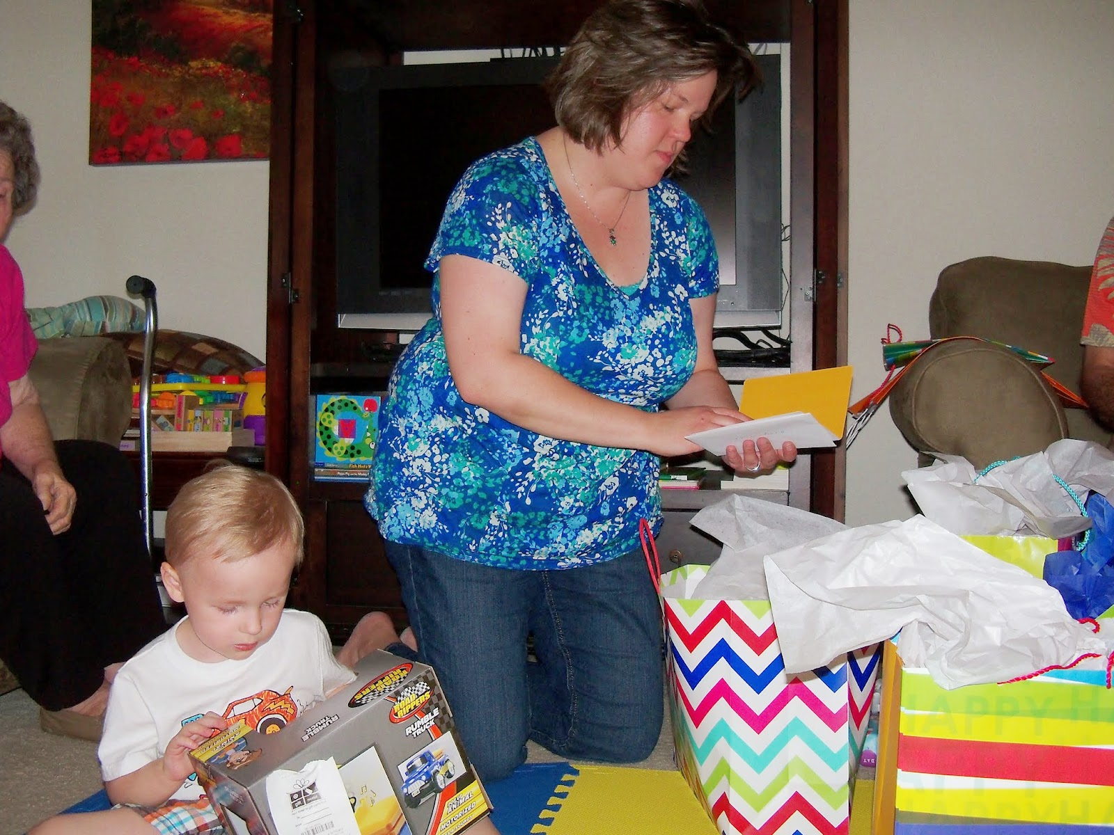 Marshalls Second Birthday Party - 116_2194.JPG