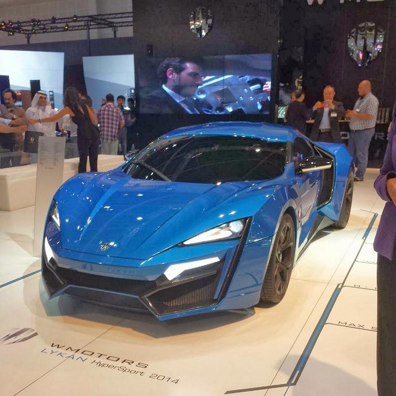 2015 W Motors SuperSport An Production Ready Lykan