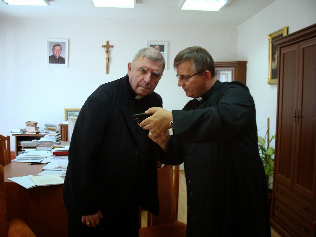 2014 Spotkanie ks.Jarka z bpem ordynariuszem - DSC06287.JPG