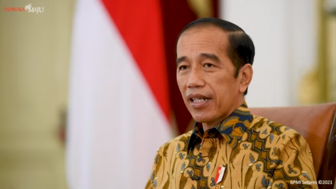 Jokowi Prediksi Angka COVID Naik, tapi Berharap Cuma Sedikit