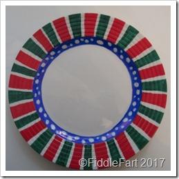 Christmas Plate 3