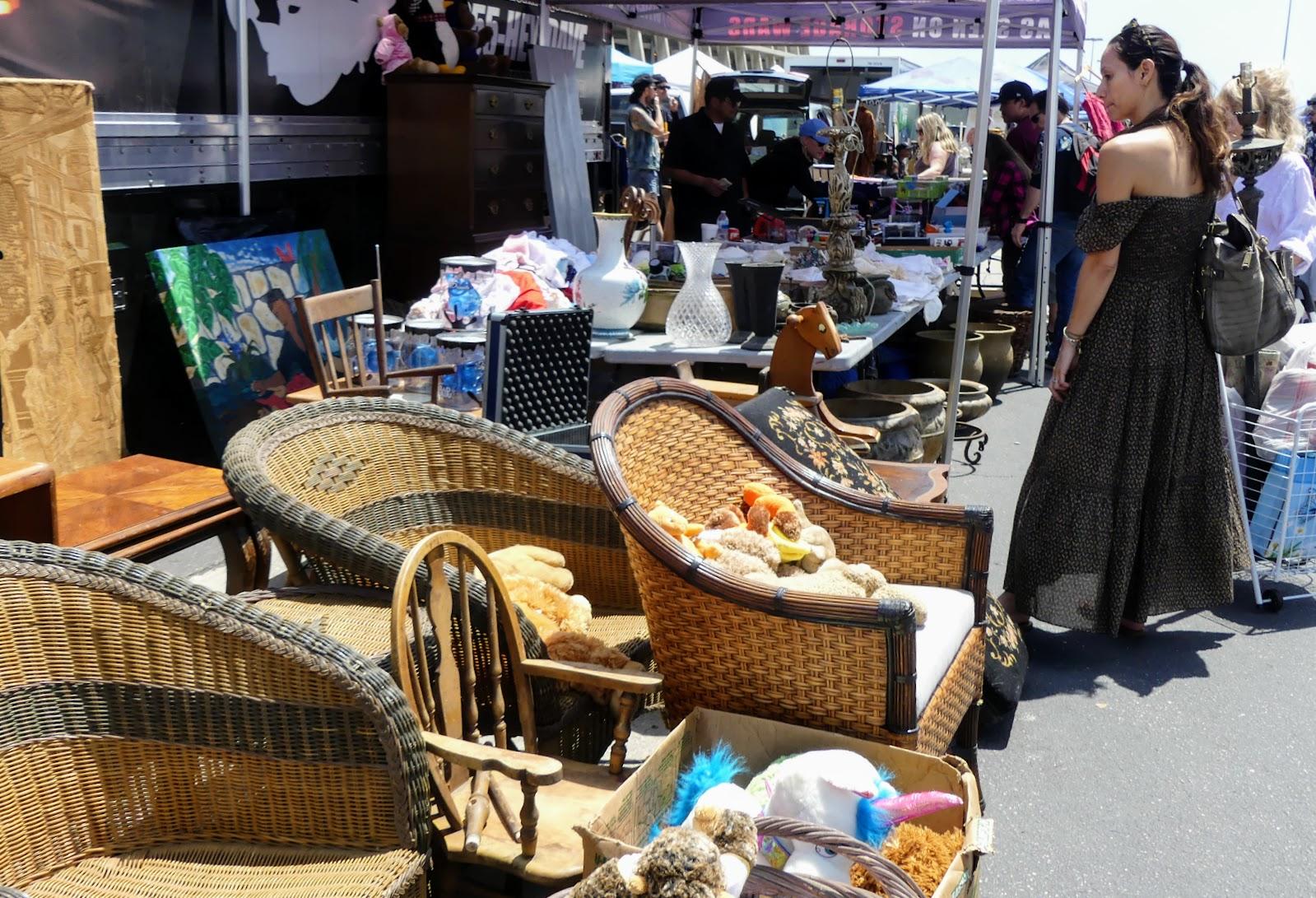 photos long beach antique market. Black Bedroom Furniture Sets. Home Design Ideas