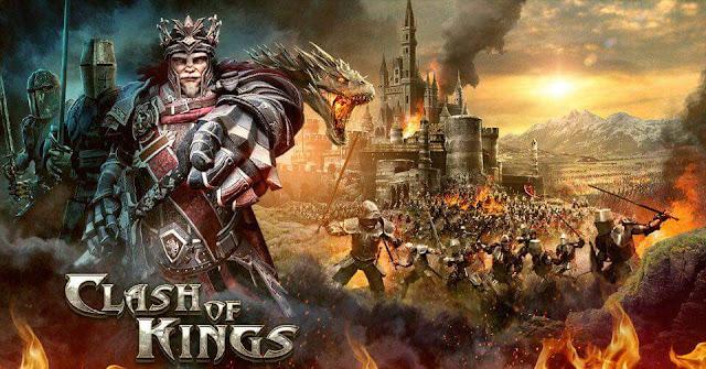 Clash of Kings Haftalık Etkinlik Duyurusu