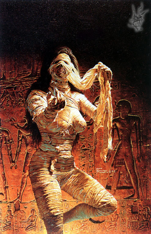 Mummy, Sorceress 3