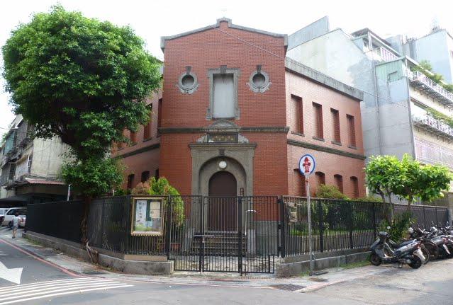 TAIWAN. Taipei ballade dans un vieux quartier - P1020599.JPG