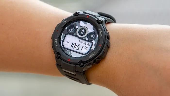 Best Smartwatches for Running Amazfit T-Rex