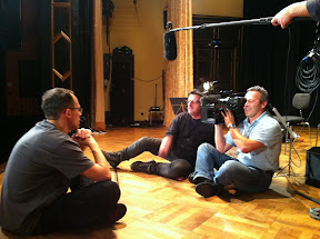 BR TV Feature production in Munich