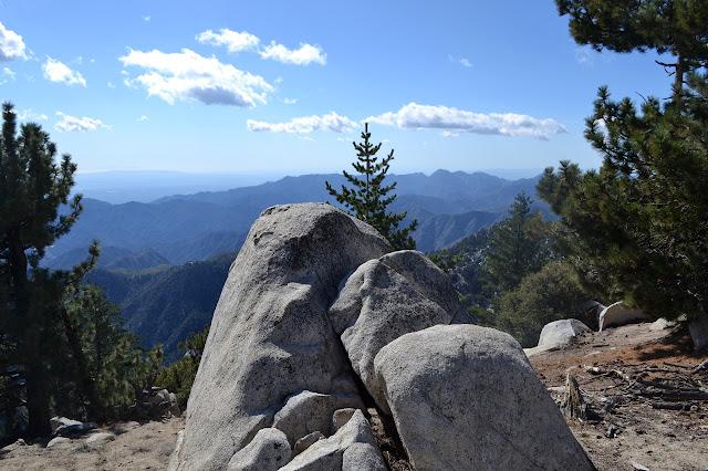 summit block on Twin Peaks