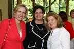 Joanie McNamara, Linda McMahon and Scarlett Holland