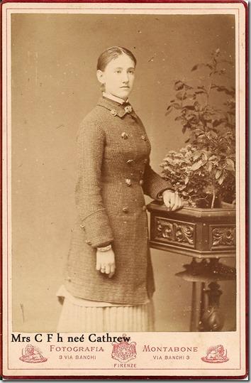 MrsCFh-nee-Cathrew-named