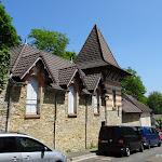 Rue de Pontoise : Maison de gardien