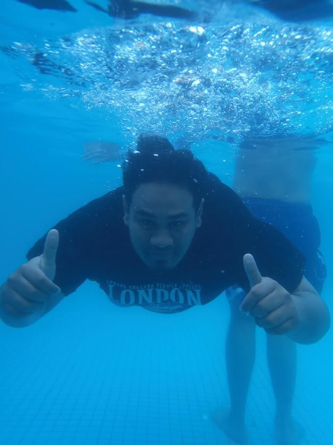 Dah Ada Gambar Dalam Air