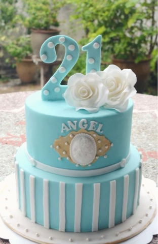 21st Birthday Cake For Daughter Image Inspiration of Cake and