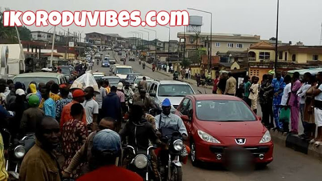 Fatal Accident Claims Lives Of Two In Ota-Ona Ikorodu (Photos)