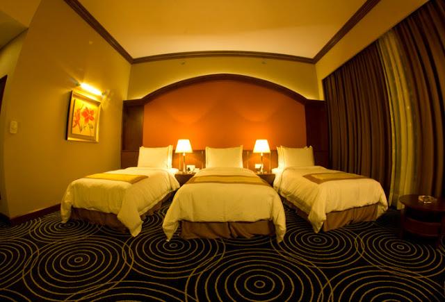Room at Grand Sultan Resort (Luxury Package)