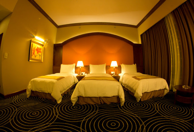 Room at Grand Sultan Resort (Luxury Package)
