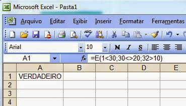 Know the conditional functions in Excel 1