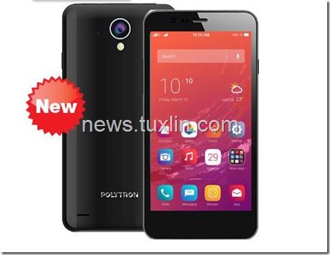 Polytron Zap 6 Cleo 4G500, Smartphone 4G LTE Pesaing Lenovo A6010