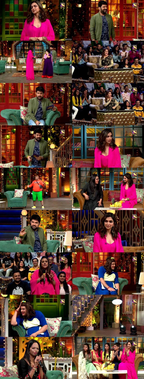 Screen Shot Of The Kapil Sharma Show 5th January 2020 Season 02 Episode 105 300MB Watch Online