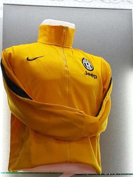 Jual Jaket Juventus Warna Kuning Hitam
