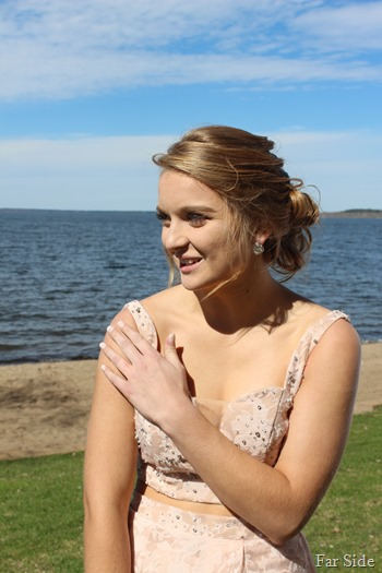 Paige at Prom 2017