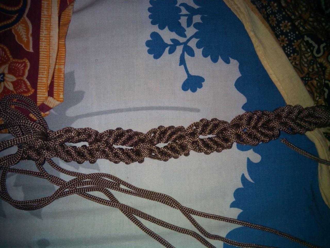 Cara Membuat Tali Tas Tali Kur yang Cantik   Tentang Cara ...
