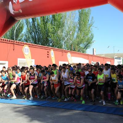 Carrera de Argamasilla de Alba 2013 - Carrera