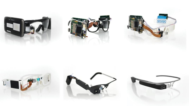 Google Glass Entwicklung