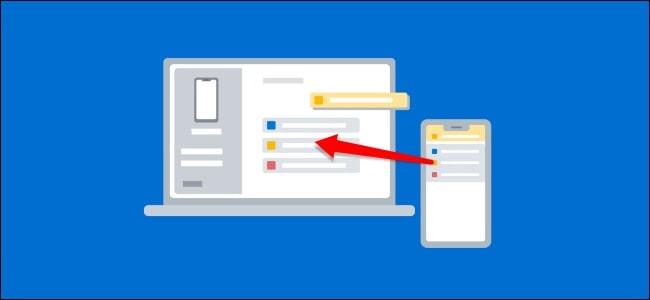 Cara Menampilkan Notifikasi Ponsel Android dan membalas SMS di PC/laptop Windows 10