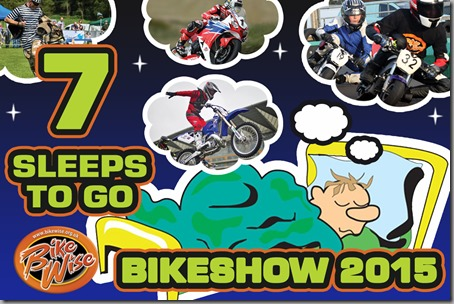 Bikewise Countdown (7 sleeps) Graphic