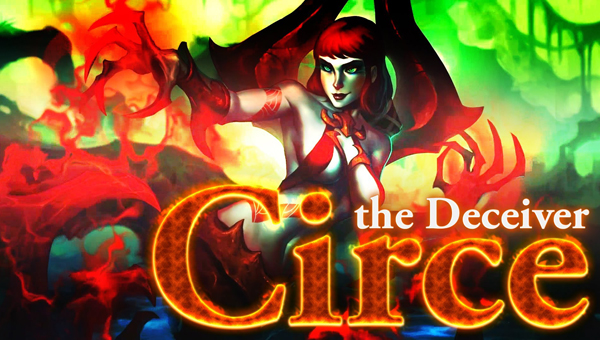 """""""Kẻ lừa đảo"""" Circe có mặt trong Heroes of Newerth 2"""
