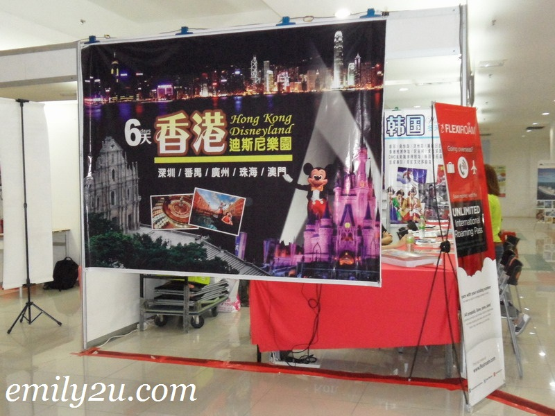 Malaysia Airlines MITM Travel Fair Ipoh