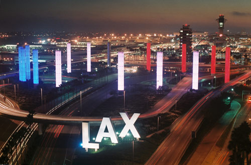 Video: Los Angeles airport subjected to terrorist threat