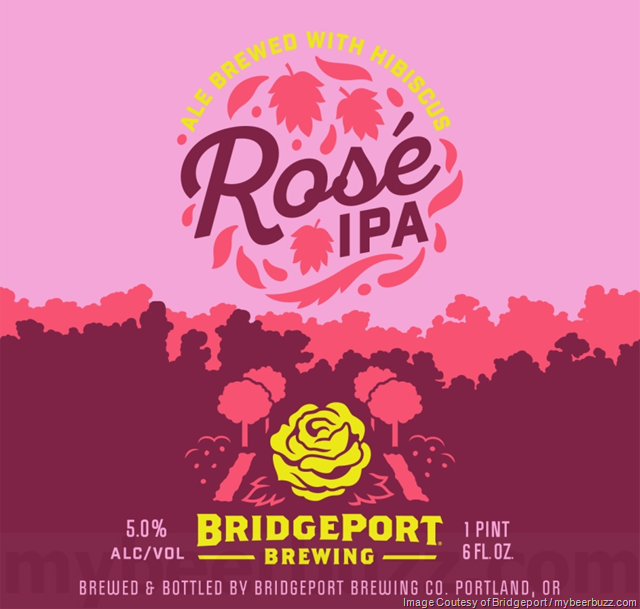 Bridgeport Rosé IPA Coming To Hop Hero IPA Series