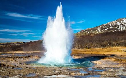 Οι θερμοπίδακες της Ισλανδίας : Ένα από τα πιο εντυπωσιακά φυσικά φαινόμενα του πλανήτη