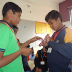 Science Activity - Electric Circuit (Grade VIII)