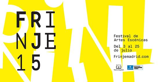 Programación Frinje15, del 3 al 25 de julio en Matadero Madrid