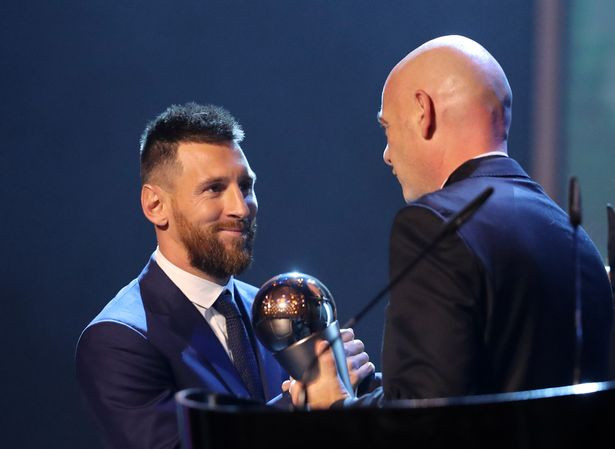 FIFA unveils full nominees list of The Best FIFA Player of the Year Awards 2020