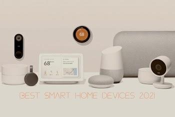 Perangkat Rumah Pintar Terbaik untuk tahun 2021