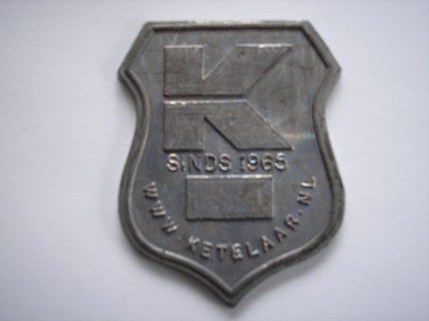 Naam: KetelaarPlaats: HilversumJaartal: sinds 1965