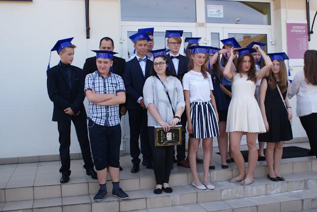 Pożegnanie klas trzecich gimnazjum - DSC06377.JPG