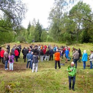 Arkeologidag 2014 - Bilder Ingrid Öhlund