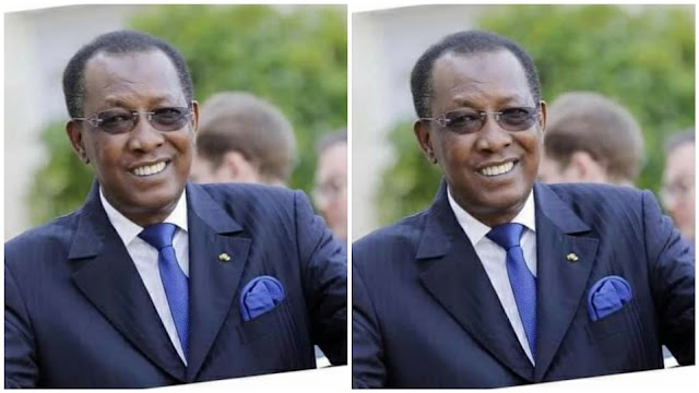 Just In: Chad's newly re-elected President, Idriss Deby, shot dead while fighting rebels